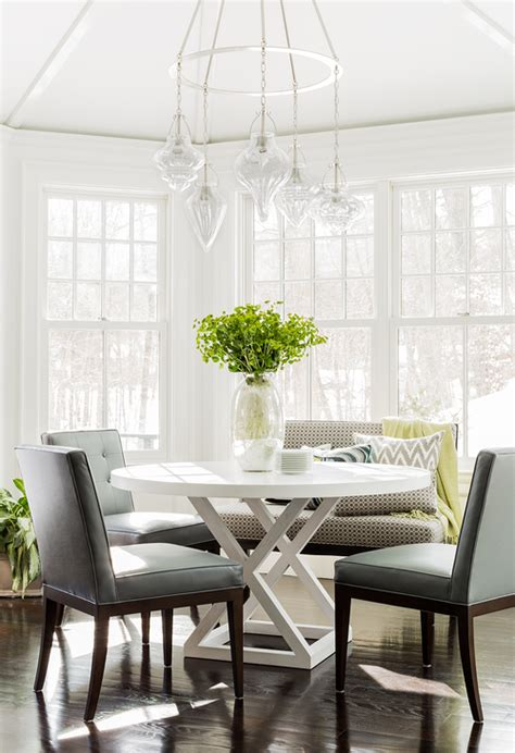 Breakfast Nook Chandelier White Dining Table Set White Dining Table For White Dining Table Set Modern