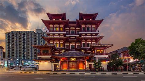 menjelajahi chinatown pemandangan aktivitas visit