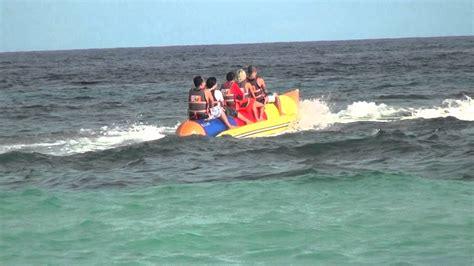 banana boat ride youtube banana boat ride awesome part1 youtube