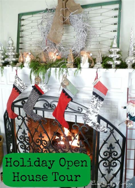 themes for christmas open house christmas open house tour tons of christmas decorating
