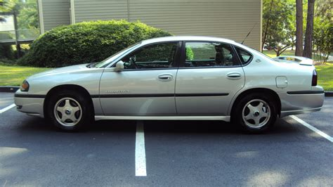 2002 chevrolet impala hayti123 2002 chevrolet impalals sedan 4d specs photos