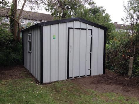 garden sheds steel garden sheds