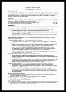 Career Objective In Resume For Experienced Software Engineer Sample Resume For Software Engineer Alexa Resume