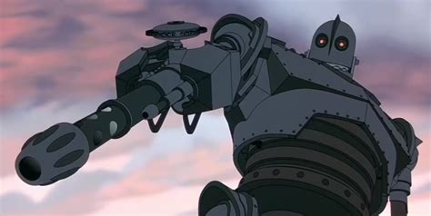 The Iron Giant by The Iron Giant