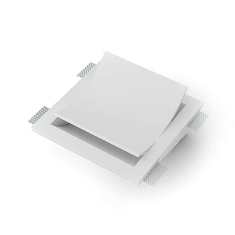 applique da incasso applique in gesso da incasso led samsung 12w o 24w vlcg155