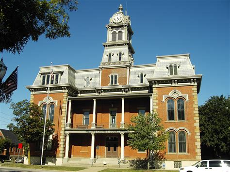 Medina County Search File Medina County Courthouse Jpg Wikimedia Commons