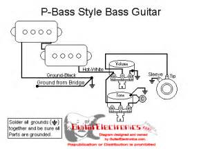 wiring diagram p bass wiring diagram electronic guitar p bass wiring diagram these are only