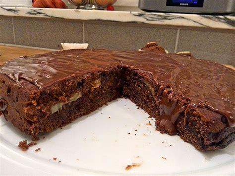 nutella schoko kuchen nutella bananen pudding kuchen sultansharem666