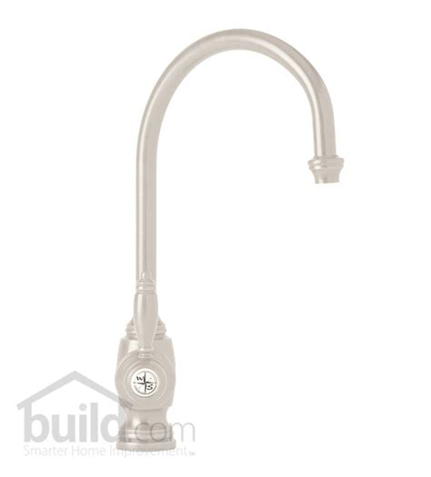almond kitchen faucet faucet 4300 01 in almond by waterstone