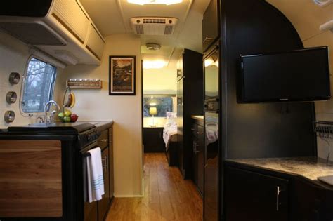 Remodeled Airstream Interiors by The World S Catalog Of Ideas