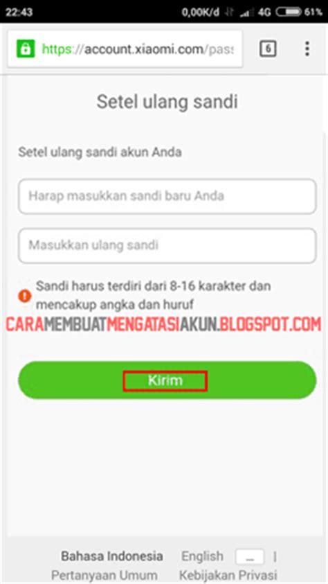 cara membuat akun google di hp nokia xl cara reset kata sandi akun mi ketika lupa password