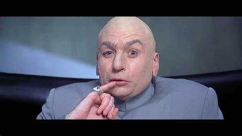 One Million Dollars Powers 1 Million Dollar Dr Evil Aus Powers