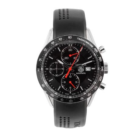 Tag Heuer Chrono Graph C 2014 Automatick tag heuer calibre 16 chronograph automatic cv201ak ft6040 ob7256 pre owned
