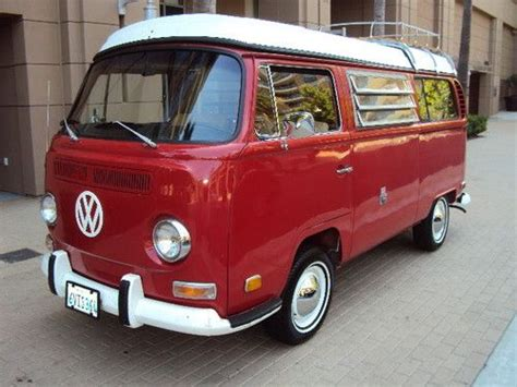 volkswagen westfalia 1970 buy used 1970 vw volkswagen westfalia cer well cared