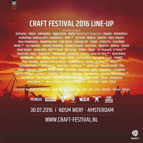 craft festival craft festival 183 30 juli 2016 ndsm werf amsterdam