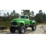 Big Chevy Trucks  Hot Girls Wallpaper