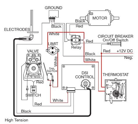 atwood wiring diagram atwood gc6aa 9e sewacar co