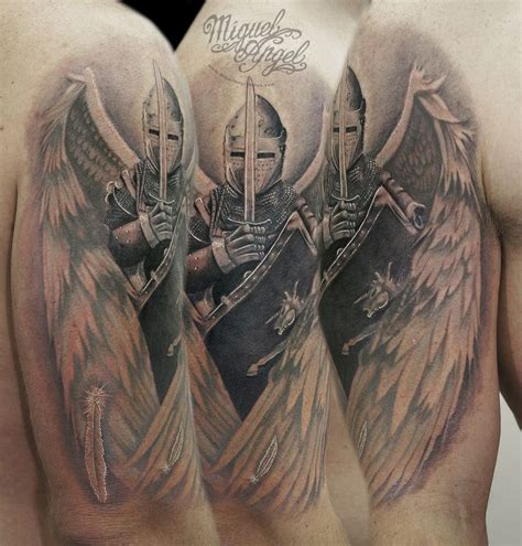 tattoo angel knight 17 best images about fuck cancer tattoos on pinterest