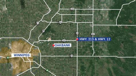 highway  north  anola reopen  crash ctv