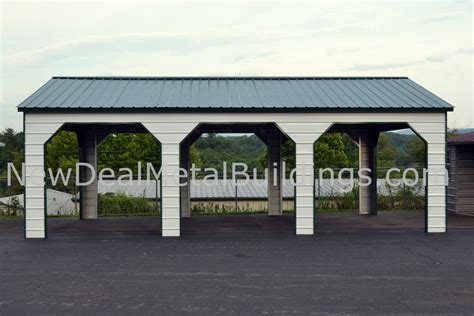 Steel Carport Designs Metal Carports Designs Metal Buildings Erected