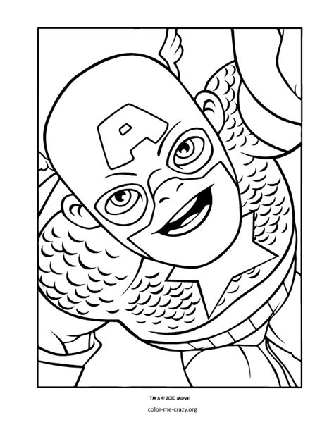 Superhero Squad Coloring Superhero Coloring Pages Squad Coloring Page