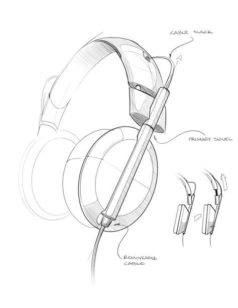 K Sketches by Headphones Sketch Sketch
