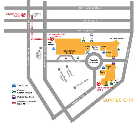 suntec city mall floor plan contact us suntec city