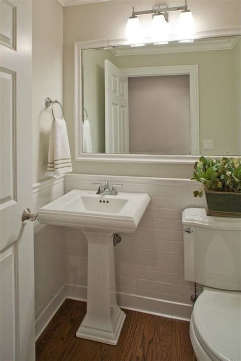 houzz small bathrooms powder room traditional with crown 17 best images about powder room under the stairs on