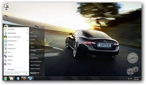jaguar themes for windows 7 jaguar theme for windows 7