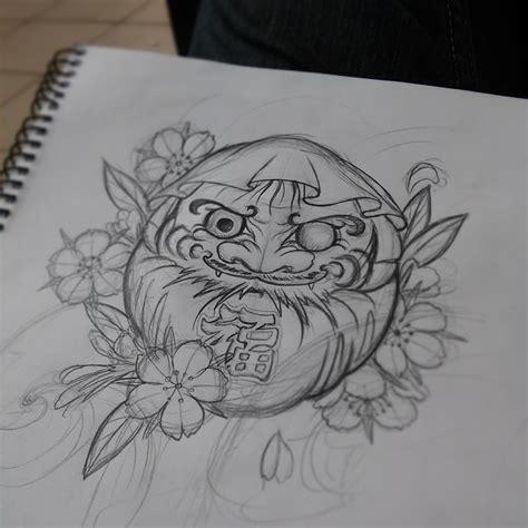 japanese tattoo ink japanesetattoo daruma on instagram