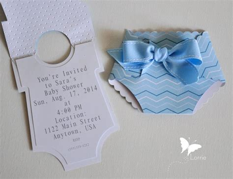 how to make a baby shower invitation card your own baby shower invitations theruntime