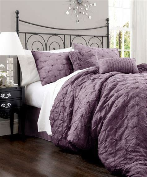 lake como comforter and purple on pinterest