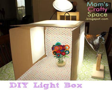 diy light box happiness  homemade