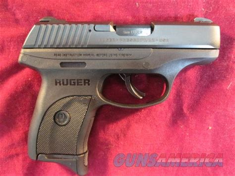 Dvd Box 9mm Gtpro ruger lcps pro 9mm no manual saftey new for sale