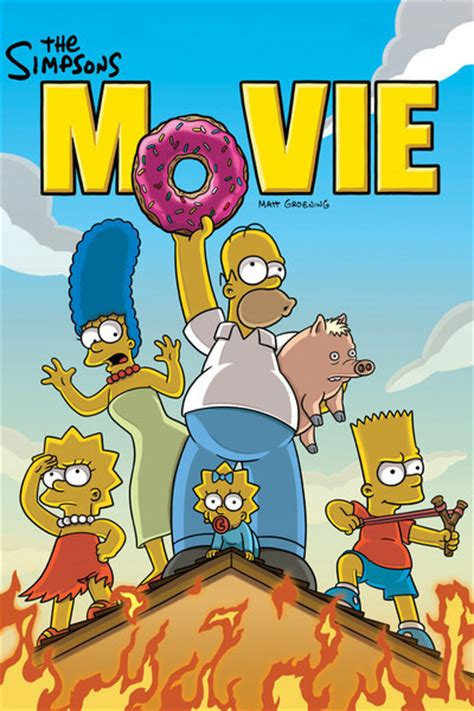 the simpsons review 2007 roger ebert