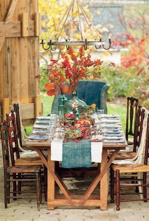 Come With Me Fall Dinner The Look by Quiz Which Outdoor 2015 Thanksgiving Table Setting Are