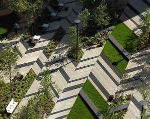 Landscape Architecture Levinson Plaza By Mikyoung 171 Landscape Architecture