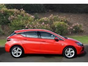 Vauxhall Astra 1 6 Hatchback Used 2016 Vauxhall Astra 1 6 Cdti 16v Sri 5dr Diesel