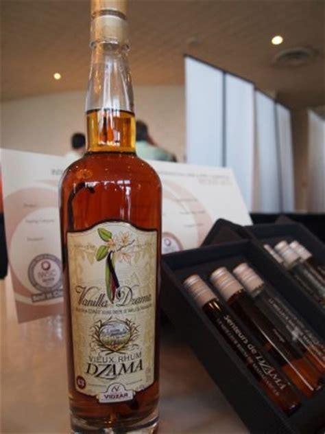 Happy Hour Vanilla Rum Colas by Dzama Vanilla Vieux Rhum