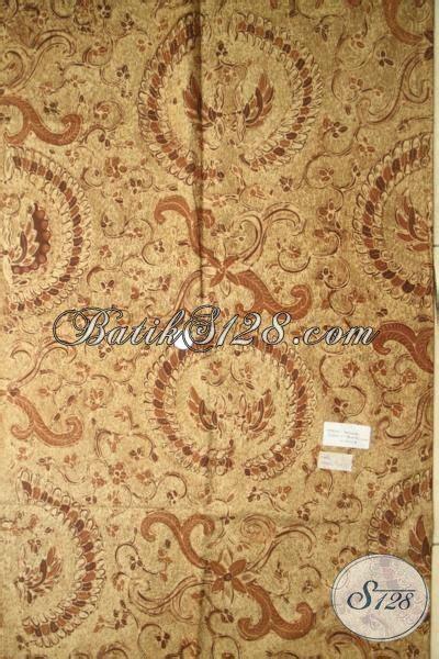 Batik Tenun Coklat batik kain warna coklat elegan motif cuwiri batik klasik
