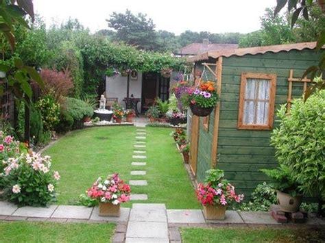 charming garden houses