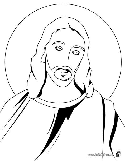 the gallery for gt jesus christ drawing easy