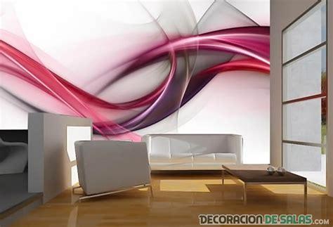 murales de salon ideas para decorar paredes con fotomurales