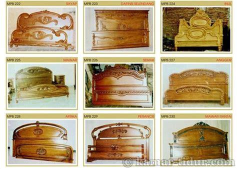 Tempat Tidur Kayu Jati Murah tempat tidur murah kayu jati mpb 222 230 furniture kamar