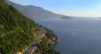 Vacation Home Rentals Oregon - sea to sky highway route