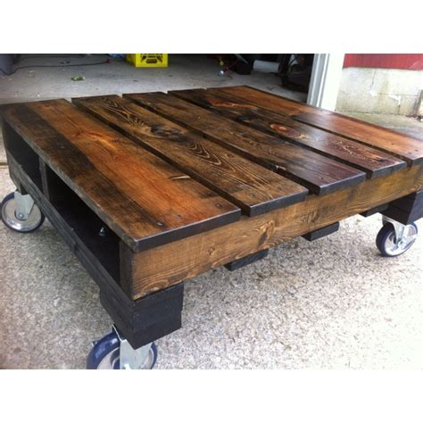 How To Make A Pallet Coffee Table Now Cycling Design How To Build A Pallet Coffee Table