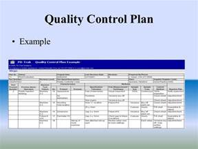 quality plan template software quality management plan ppt