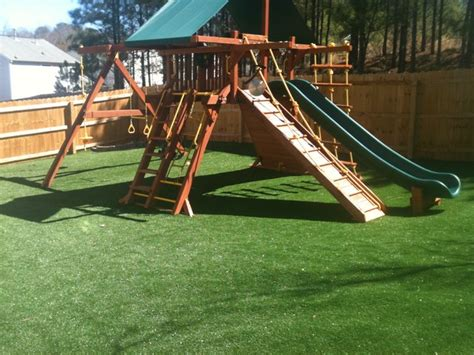 dog backyard playground children and dog backyard play area traditional