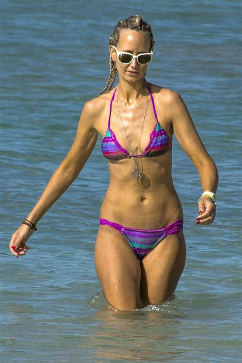 lady victoria hervey in bikini on barbados celebzz