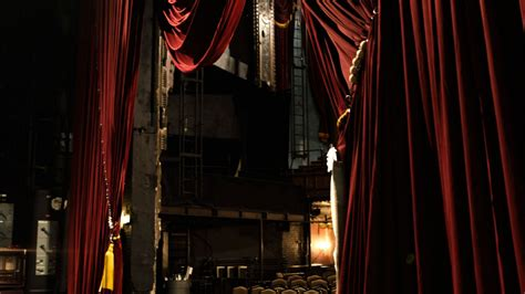 backstage curtains professions spotlight on broadway